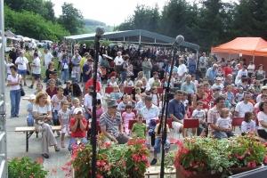 2010. évi Krumplibaba fesztivál