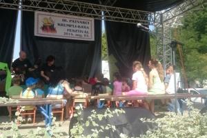 2014. évi Krumplibaba fesztivál